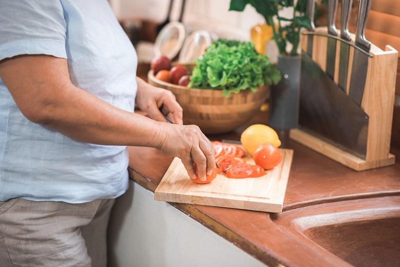 diabetes dieta cocina cocinando - El 40% de los diabéticos son mayores de 65 años