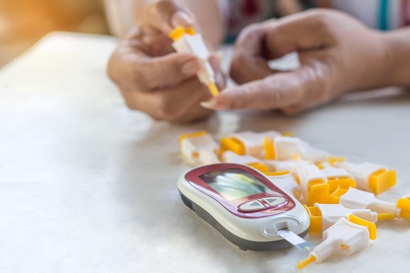 diabetes prueba - El 40% de los diabéticos son mayores de 65 años