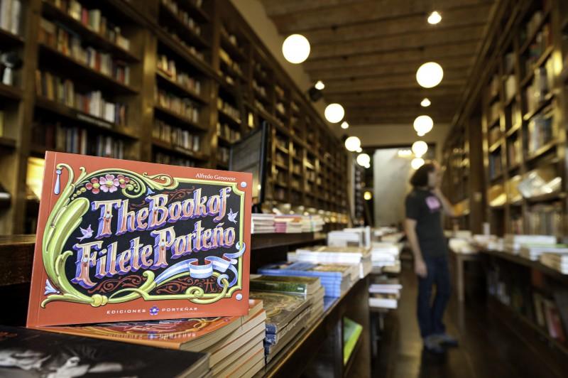 """librerias palermo buenos aires argentina - Buenos Aires, la """"París de América"""""""