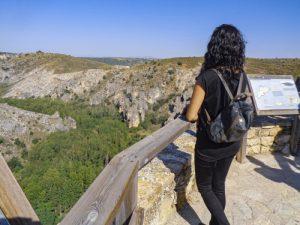 mirador rio lobo 300x225 - La Ruta del Cid Campeador, huellas de mito y realidad