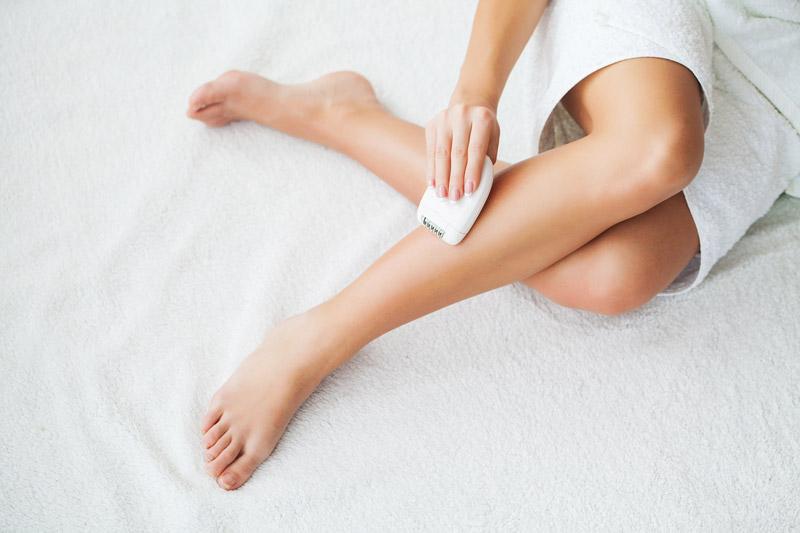 piernas vello depilación silkepil modelo - El triunfo de los pequeños electrodomésticos para el cuidado personal
