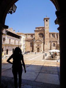 siguenza catedral 225x300 - La Ruta del Cid Campeador, huellas de mito y realidad