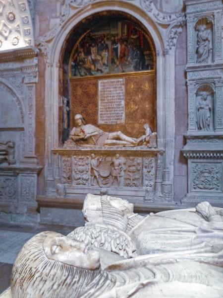 siguenza el doncel tumba - La Ruta del Cid Campeador, huellas de mito y realidad