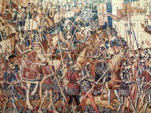 tapiz sobre el cid 300x225 - La Ruta del Cid Campeador, huellas de mito y realidad