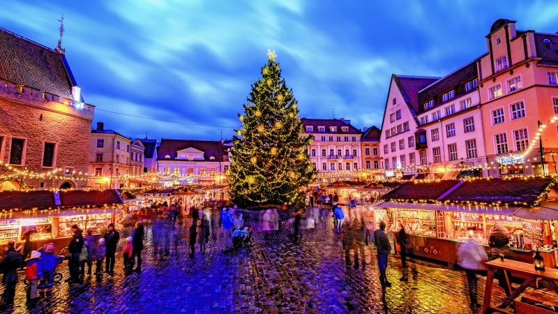© Gen Vagula - Mercados navideños históricos