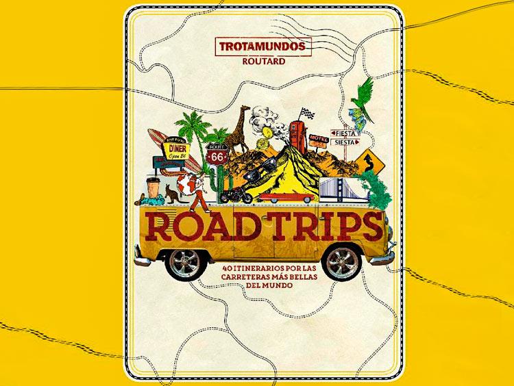 """40 rutas por las carreteras mas bellas del mundo anaya touring trotamundos libros para el viajero - Libros para el viajero: """"40 itinerarios por las carreteras más bellas del mundo""""."""