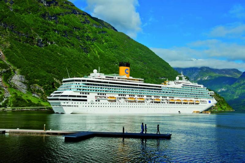 Costa Fortuna crucero - Ideas originales y atractivas para dar la bienvenida a 2020 lejos de casa