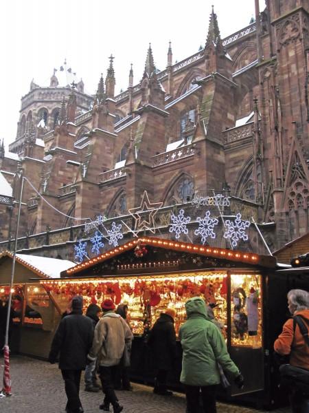 Estrasburgo 2 @papillion 1 - Mercados navideños históricos