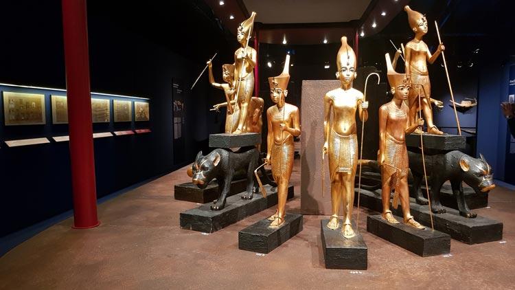 Exposición Tutankhamon Egipto El Cairo 2 - Tutankhamon acerca aún más Egipto a España