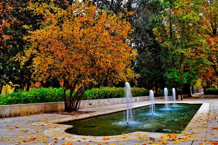 """Lérida Parc dels Camps Elisis ©WikimediaCommons Ciudades Pulmon España - Fotos de: """"Ciudades Pulmón, el Top 10 español"""""""