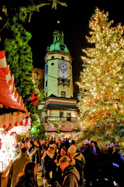 Leipzig Christmas Market - Mercados navideños históricos