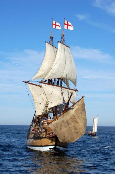 MA Massachusetts Mayflower II  - Estados Unidos en 2020: lo que no puedes perderte