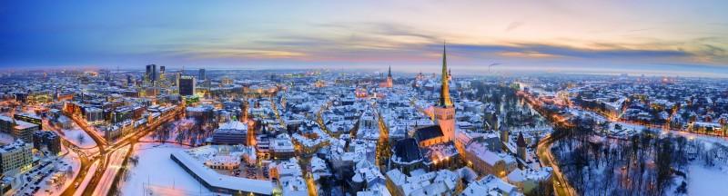 Tallin Estonia 2 © Jaanus Jagomägi - Mercados navideños históricos