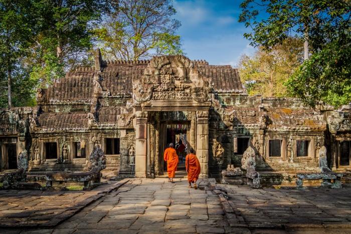 camboya templo - Unas vacaciones medio pagadas por los destinos, un nuevo plan turístico