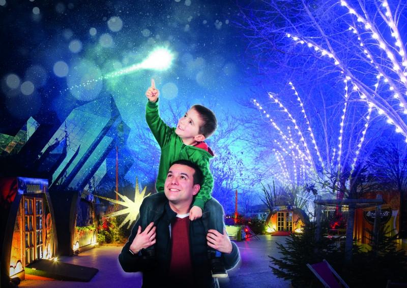 futuroscope papá niño - Ideas originales y atractivas para dar la bienvenida a 2020 lejos de casa