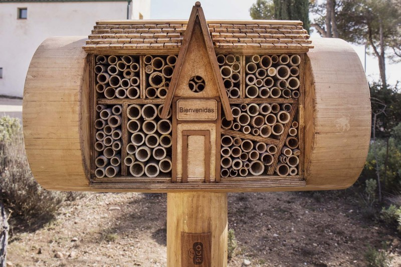hotel abejas casa jijona - Bee&Bee, la primera cadena de hoteles para abejas