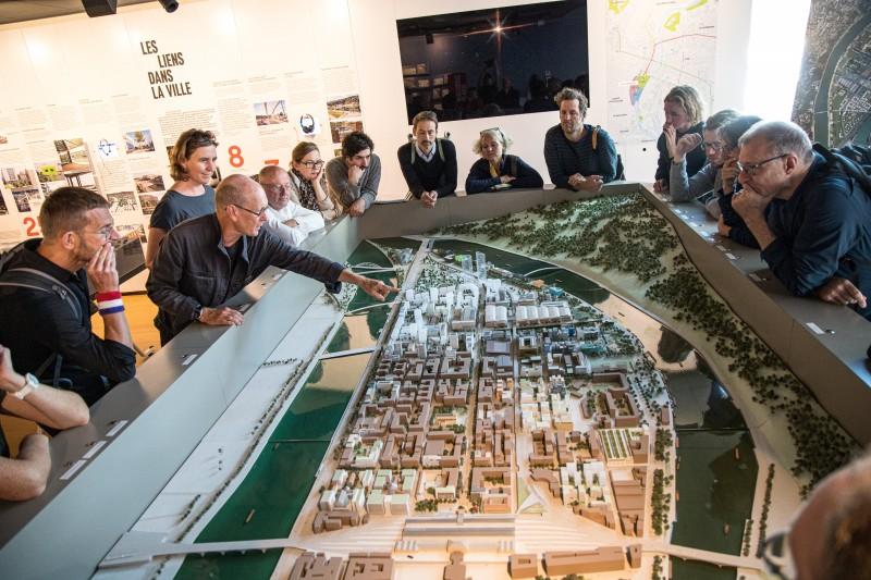 maqueta arquietectura museo - Ideas originales y atractivas para dar la bienvenida a 2020 lejos de casa