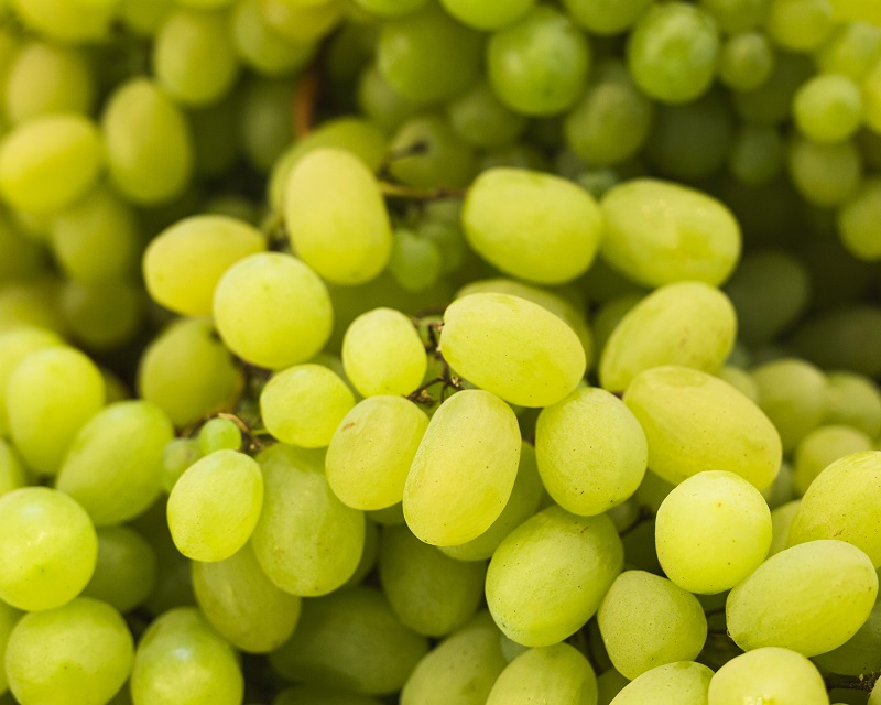 uvas verdes - Trucos de cocina para lucirte en Navidad y en cualquier época del año