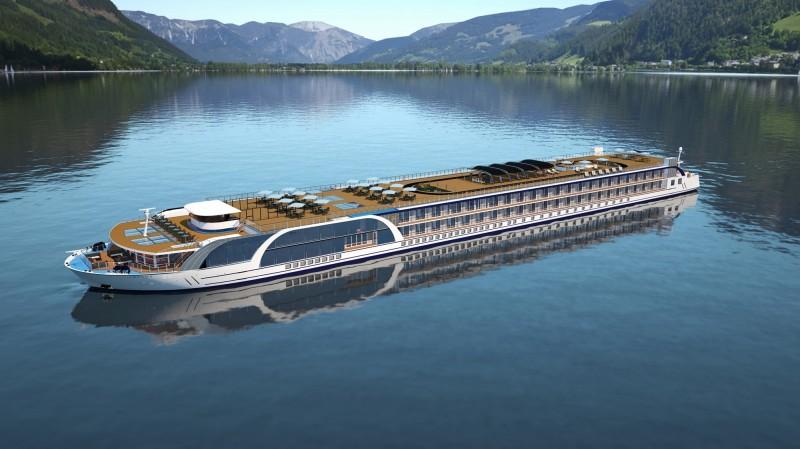 AmaMagnaExterior rio barco - AmaWaterways inaugura nuevos itinerarios en 2020