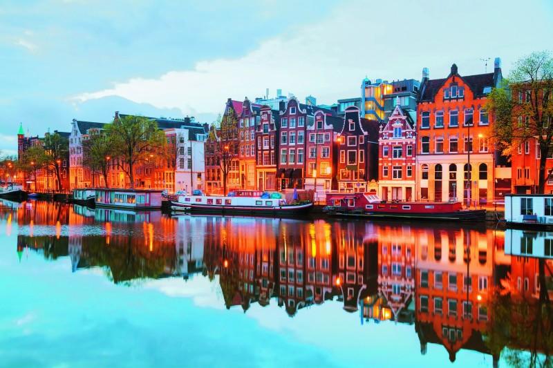 Antiguo Amsterdam Rio Edificios - AmaWaterways inaugura nuevos itinerarios en 2020