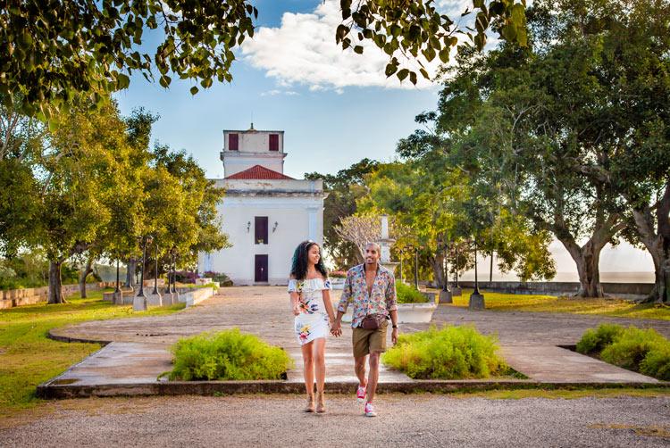 """Ermita de Monserrate - Fotos de: """"Varadero, una playa con múltiples encantos"""""""