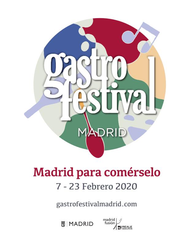 GASTROFESTIVAL MADRID 2020 - Cultura y gastronomía protagonizan las actividades de Gastrofestival Madrid este fin de semana