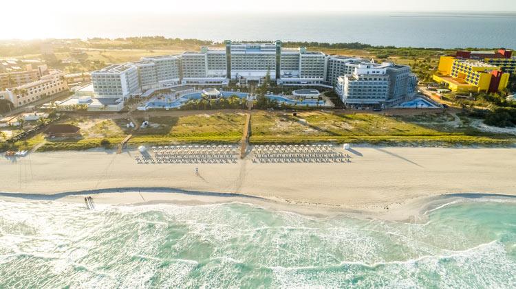 """Hotel Internacional Varadero DJI 0009 - Fotos de: """"Varadero, una playa con múltiples encantos"""""""