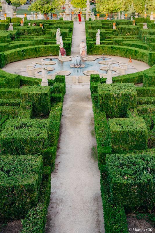 """Jardines del Palacio Episcopal Castelo Branco Portugal 2 © Marcos Cifo - Fotos de: """"Castelo Branco, una ventana al pasado"""""""