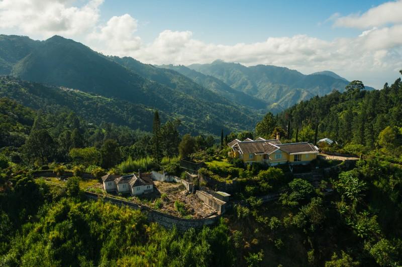 Kingston BlueMountains Montañas Paisaje - Tres símbolos jamaicanos que son Patrimonio de la Humanidad por la UNESCO y otros tres que no pero deberían serlo