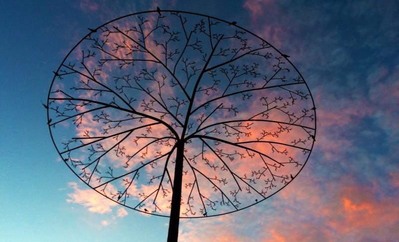 Molinar Palma Escultura Andrea Amaro - Una escapada romántica y urbana a la capital balear