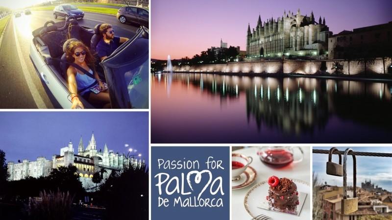 Montaje Palma Romántica - Una escapada romántica y urbana a la capital balear