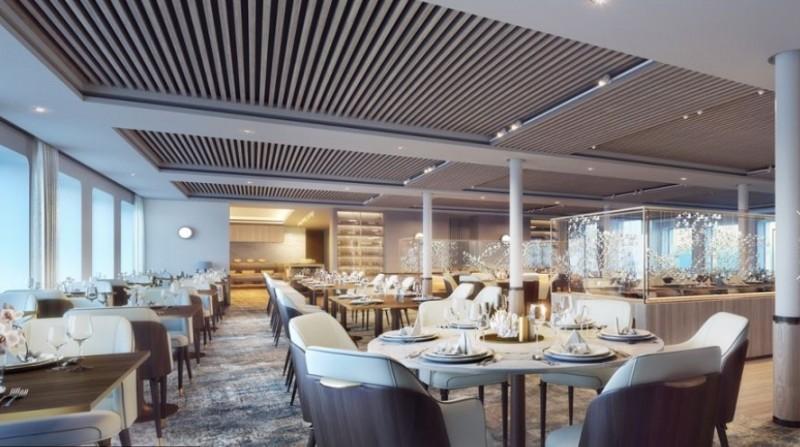 Silver Origin Crucero Restaurant - StarClass presenta los buques que vendrán en 2020
