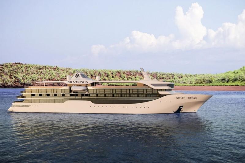 Silver Origin crucero  - StarClass presenta los buques que vendrán en 2020