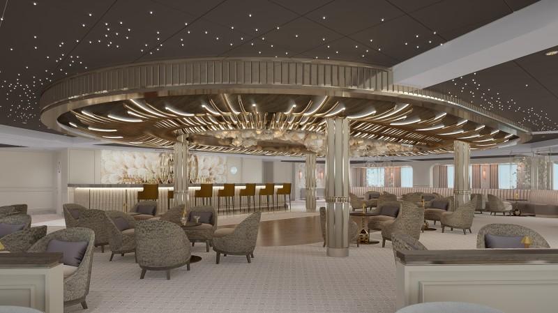 Splendor crucero seven seas Observation Lounge - StarClass presenta los buques que vendrán en 2020