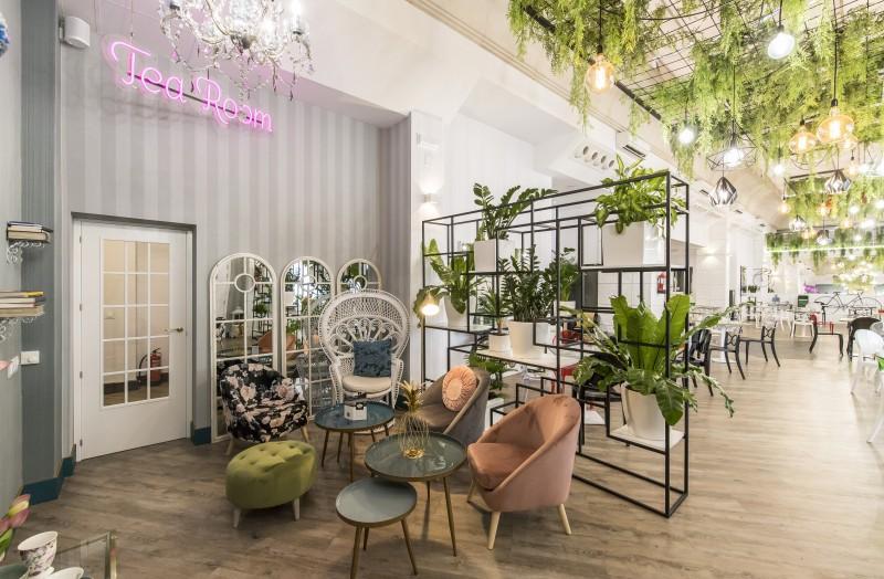 """Urban bistro tea Room3 - Abre sus puertas el nuevo restaurante """"Urban Bistro"""""""