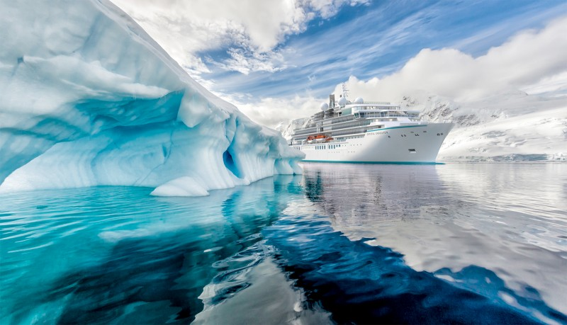 crucero crystal endeavor rendering high res - StarClass presenta los extraordinarios destinos del nuevo buque Crystal Endeavor de Crystal Cruises para 2021