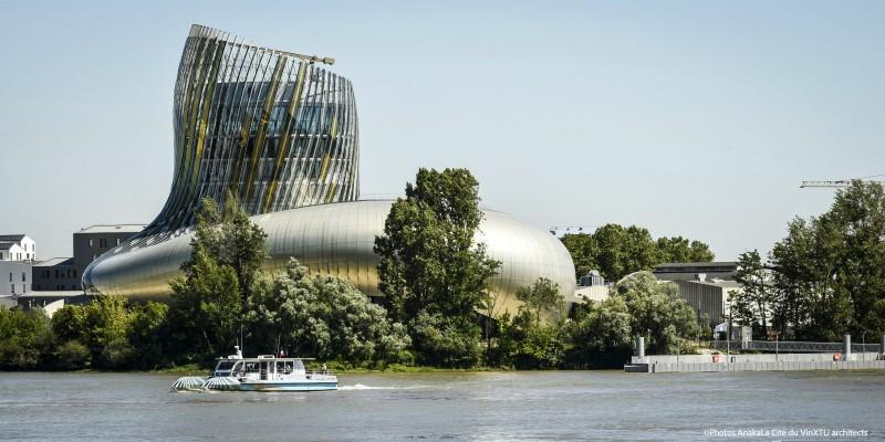 francia BURDEOS © Anaka La Cité du Vin XTU architects - 15 razones para visitar Francia en los próximos meses