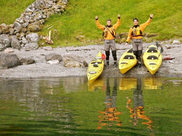 kayak alaska - Seabourn,  mejora su programa de experiencias Ventures By Seabourn