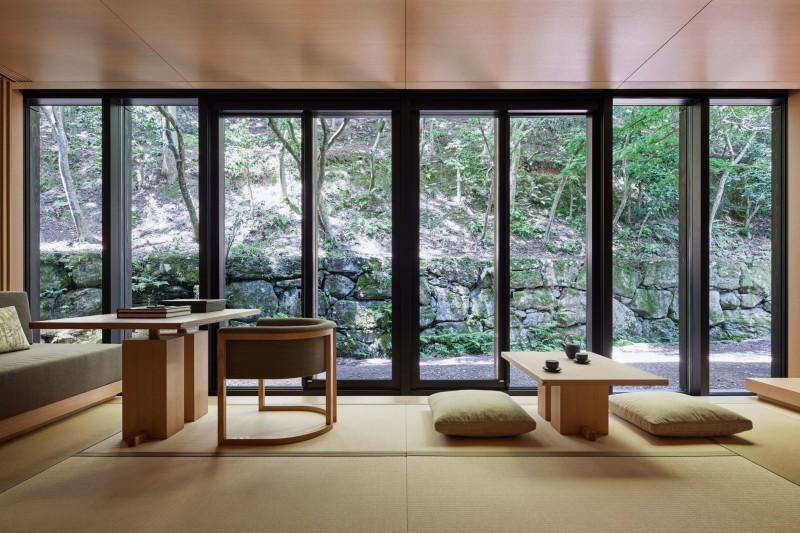 kyoto hotel Aman Kyoto - Cinco hoteles de lujo que abrirán sus puertas en Kyoto en 2020
