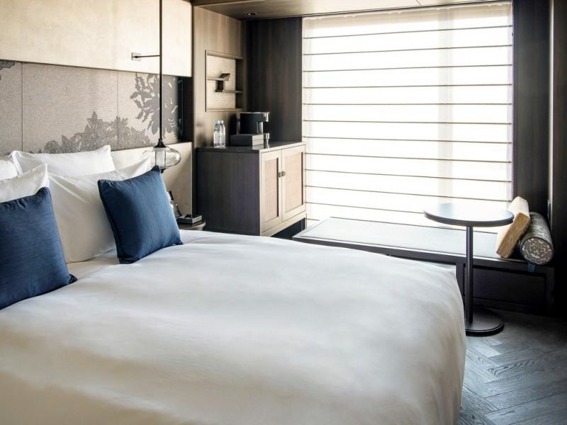 kyoto hotel Kyoto yura Hotel Mgallery - Cinco hoteles de lujo que abrirán sus puertas en Kyoto en 2020