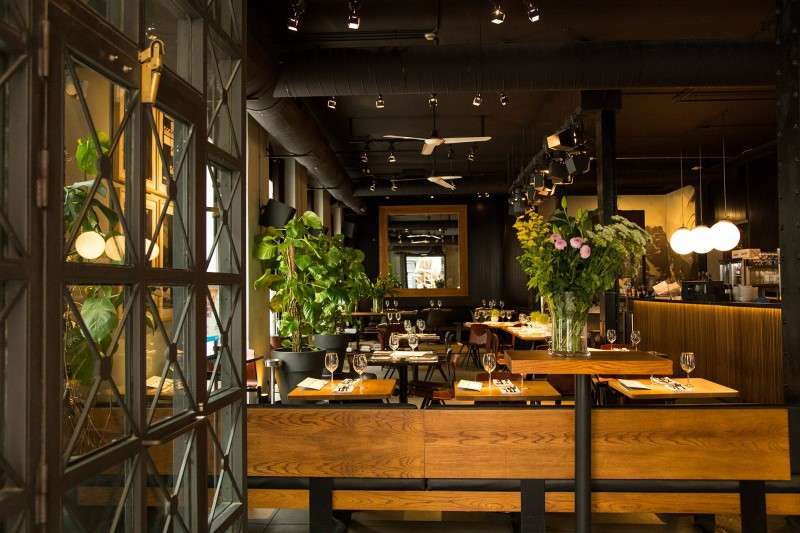 restaurante Diurno salon comida cena - Este San Valentín enamórate en Diurno