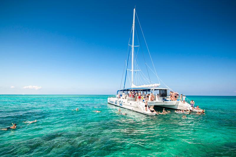 """varadero barco mar yate - Fotos de: """"Varadero, una playa con múltiples encantos"""""""