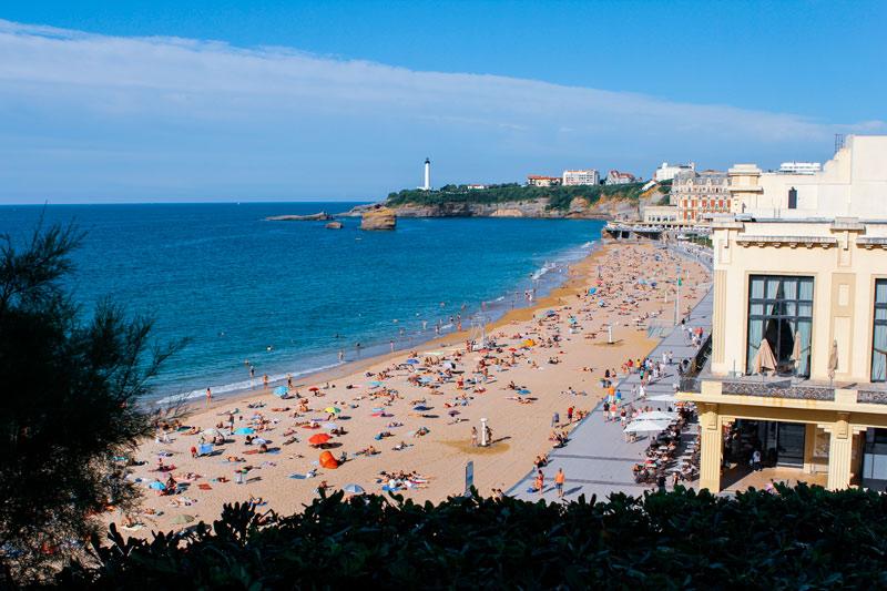 """Biarritz Francia 2 - Fotos de: """"Francia: razones para visitarla"""""""