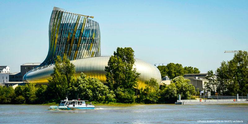 """Burdeos Francia © Anaka La Cité du Vin XTU architects 4 - Fotos de: """"Francia: razones para visitarla"""""""