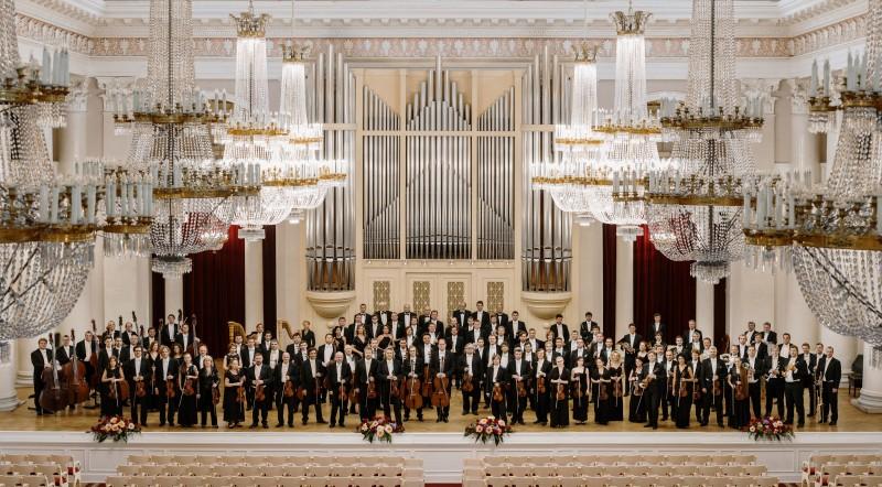 Filarmonica de San Petersburgo © Stas Levshin - Dos deliciosas piezas de Franz Schubert en el próximo concierto de Ibermúsica
