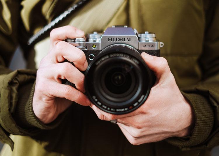 Fujifilm X T4 - Capture el momento decisivo con la nueva Fujifilm X-T4