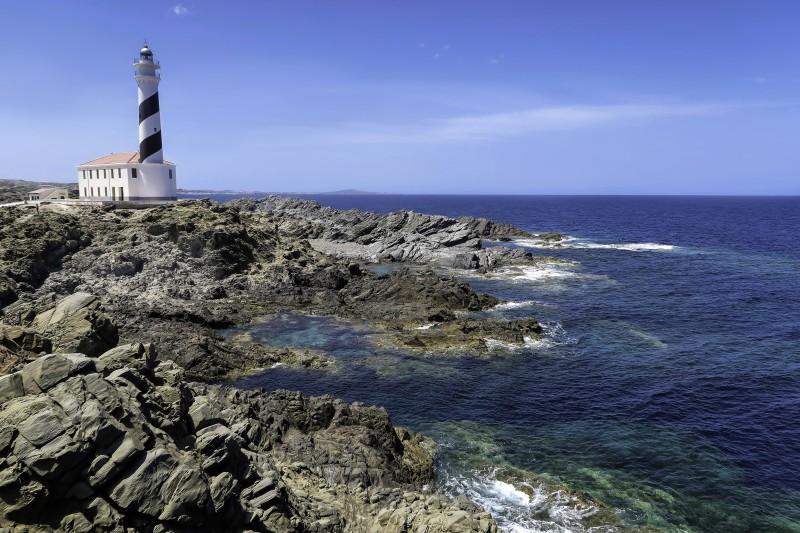 Menorca Cabo de Favaritx © bertomic - Menorca, luz, calma y naturaleza