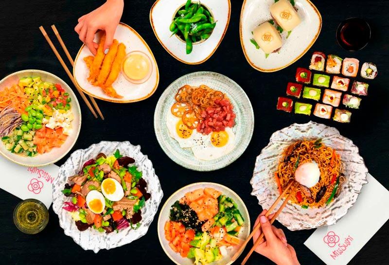Misssushi sushi - Miss Sushi, el lugar más romántico para celebrar San Valentín