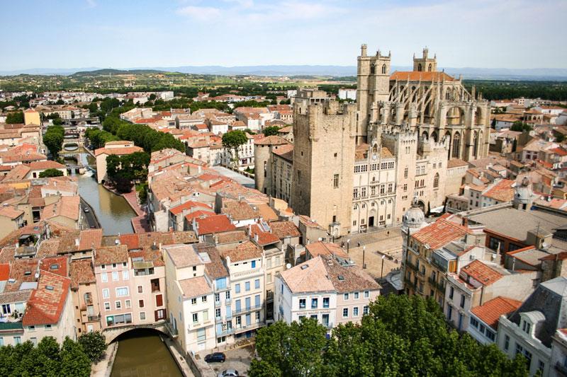 """Narbona Centro Historico Francia © Jean MarcColombier - Fotos de: """"Francia: razones para visitarla"""""""