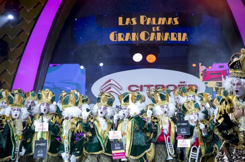 Palmas Final Murgas LPGC 2019 @LPAvisit - Érase una vez... Un fin de semana grande de Carnaval